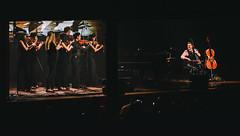 L20180421BS-5 (brent szklaruk-salazar) Tags: music concert place nashville tennessee ryman auditorium song singer songwriter stage light rap piano cello violin gucci mane lil bibby pianoguys vanderbilt university hustler alumni black phone festival cheat codes cheatcodes her kiiara dnce joe jonas nike shoes speaker color blue red pink orange yellow teal bokeh smoke led laser tint free white nature