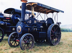 Burrell Steam Tractor (SR Photos Torksey) Tags: steam transport traction engine rally road vehicle vintage classic burrell
