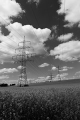 Energie in B&W