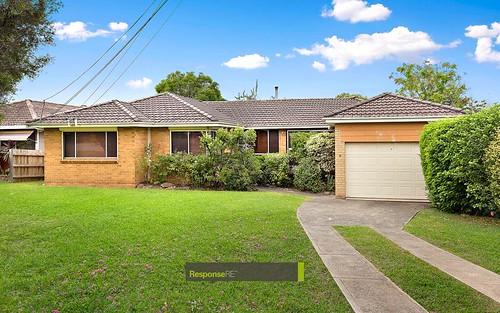 9 Tarana Cr, Baulkham Hills NSW 2153