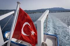Ferry to Bodrum