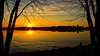 Silhouettes at Sunset (Bob's Digital Eye) Tags: bobsdigitaleye canon canonefs1855mmf3556isll flicker flickr h2o lake lakesunsets lakescape may2018 silhouette skies sunsets t3i water sunset trees