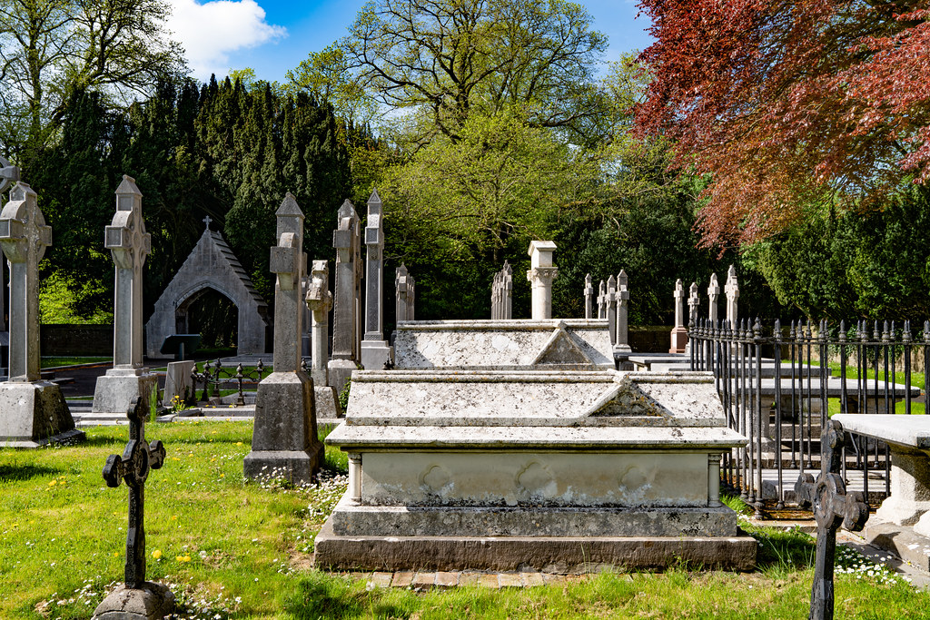 ST. PATRICK'S COLLEGE CEMETERY IN MAYNOOTH [SONY A7RIII IN FULL-FRAME MODE]-139571