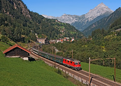 SBB Re4/4'' 11144 (maurizio messa) Tags: re44ii re44 switzerland svizzera uri gottardo gotthard treni trains railway railroad mau bahn ferrovia ir2275 nikond90
