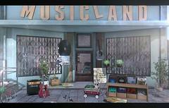 Musicland (nannja.panana) Tags: circa 6°republic collabor88 nannjapanana serenitystyle soy tlchomecollection zerkalo secondlife
