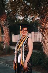 IMG_4245 (samanthahestad) Tags: high school graduation portrait beach panama city florida marina bay cap gown tassel