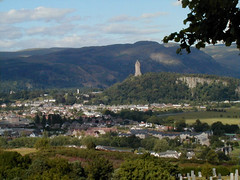 Wallace's Monument from Stirling Castle (bellrich1941) Tags: boylefamily stirlingcastle