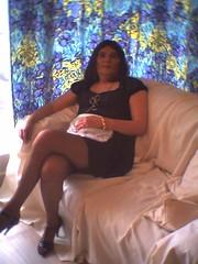 Magda (magdatv) Tags: magda maid servante salope sissy sissywhore basàcouture ffstockings tranny tgurls travestis garters jarretelles hautstalons