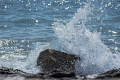 Lanzarote 17042018 179 (Dirk Buse) Tags: femes canarias spanien esp kanaren espana spain meer wasser fels welle spritzen tropfen sea coast mft m43 mu43