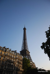 Париж Ейфелева вежа InterNetri  France 013