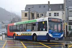 Stagecoach South Wales 28732 YN15KGE (Will Swain) Tags: pontypridd bus station 10th february 2018 cymru south west wales buses transport travel uk britain vehicle vehicles county country england english stagecoach 28732 yn15kge