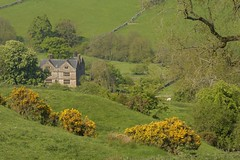 CountryHouse (Tony Tooth) Tags: nikon d7100 nikkor 55300mm house countryhouse farmhouse manorhouse pilsbury derbyshire dovevalley countryside england
