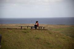 Selfies on Easter Island