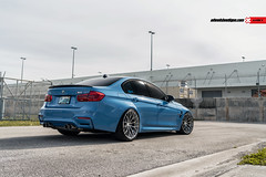 BMW M3 F80 on ANRKY AN20 (wheels_boutique) Tags: bmw m3 f80 mpower wheelsboutique wheelsboutiquecom teamwb anrky anrkywheels an20 twotone forged wheels bimmer