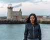 Joy - Alternative photo - DSC_0456 (John Hickey - fotosbyjohnh) Tags: 2018 april2018 dublin howth ireland woman lady female person people portrait outdoor howthharbour howthlighthouse lighthouse irishsea water coast sea seaside