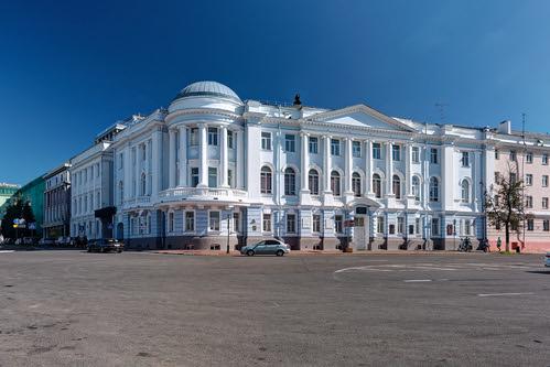 Nizhny Novgorod 20 ©  Alexxx Malev