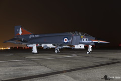 McDonnell Douglas F-4K Phantom FG.1 XV586 (Steve Tron) Tags: mcdonnell douglas f4k phantom fg1 xv586 coldwar raf