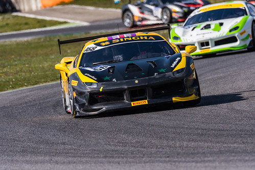 "Ferrari Challenge Mugello 2018 • <a style=""font-size:0.8em;"" href=""http://www.flickr.com/photos/144994865@N06/39992837290/"" target=""_blank"">View on Flickr</a>"