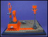 Space Base 'Or-N-Gee' (Karf Oohlu) Tags: lego moc vignette microscale microspacetopia spacebase