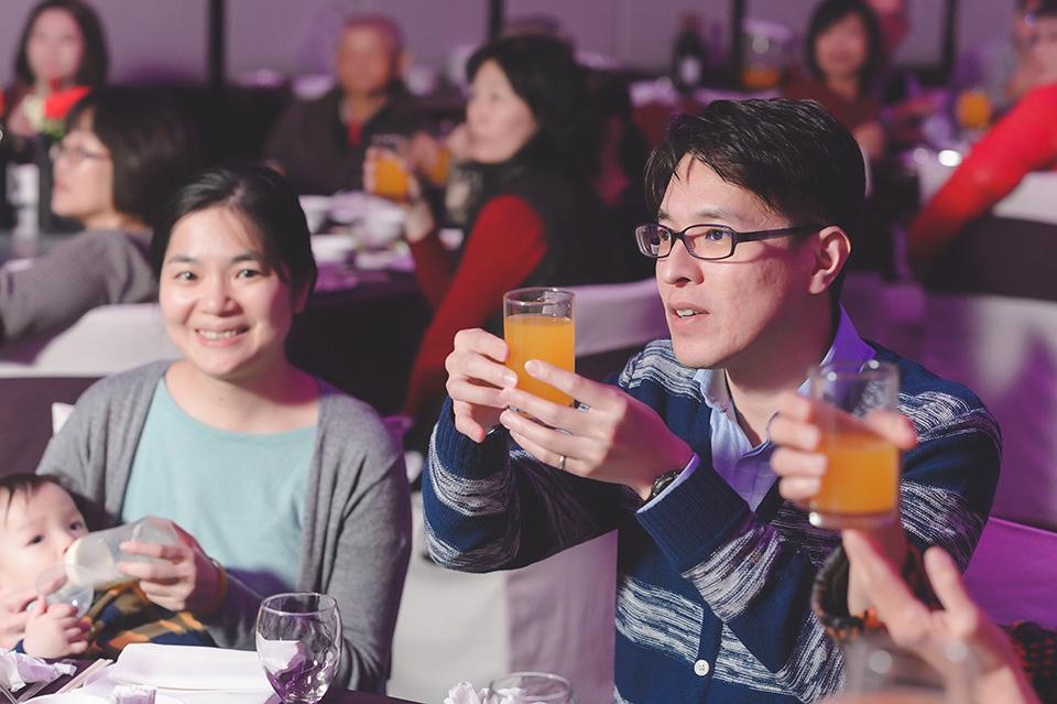 台南婚攝-晶英酒店仁德廳-076