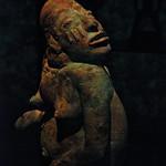 1 - Paris, Musée du Quai Branly -  Statuette féminine, Terre cuite à engobe ocre rouge, 13ème-15ème siècle - Mali, Région de Djenné thumbnail