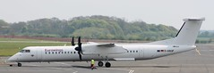 DHC-8: 4245 D-ABQF DHC-8Q 402 Eurowings Newcastle Airport (emdjt42) Tags: dabqf dash8 dhc8 eurowings newcastleairport