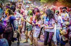 Celebration of Color (Airborne Guy) Tags: holy holidc festival people love hindu colors festivalofcolors spring washington dc fun happy smile