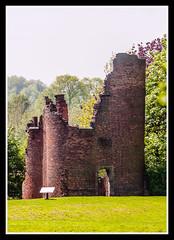 Ashby Castle Brick Tower (veggiesosage) Tags: ashbydelazouch castle aficionados gx20 grade1listed leicestershire sigma70300mmf456dg