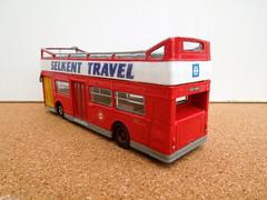 London Buses Selkent Travel Opentop DMS D1102 GHV102N (childs.ronald) Tags: code3 modelbus modelbuses selkenttravel dms d1102 ghv102n opentopbus londonbuses