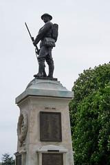 Trowbridge War Memorial (thulobaba) Tags: trowbridge wiltshire england war memorial statue tommy ww1 ww2 greatwar firstworldwar secondworldwar smle bayonet