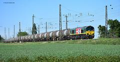 DE 676 Rhein Cargo (vsoe) Tags: eisenbahn bahn züge zug lok railway railroad engine train deutschland germany rheinstrecke nordrheinwestfalen nrw umleiterverkehr umleiter