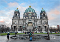 Berliner Dom (Totugj) Tags: nikon d5100 sigma 816mm dom domo berliner berlín alemania iglesia igreja église church chiesa cathedral catedral templo tempio fachada