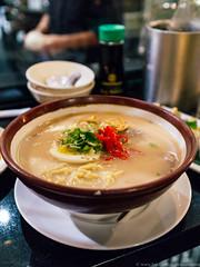 tonkotsu ramen (frodnesor) Tags: hirosyakkosan japanese izakaya northmiamibeach