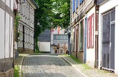 Alte Gasse in Goslar (elke.kemna) Tags: goslar altstadtgoslar elkekemna