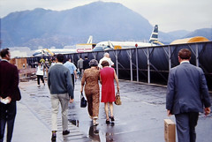 1970 Kaitak airport (Eternal1966) Tags: old hong kong