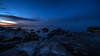 Dawn approaching (tonyguest) Tags: dawn approaching boön karlshamn blekinge sverige sweden sea rocks shoreline sunrise tonyguest stockholm
