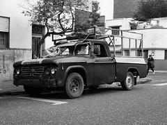 Desoto 100 (Tincho15) Tags: oldcar classiccar desoto blackwhite