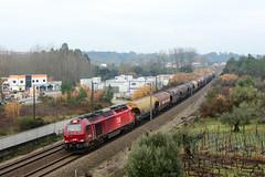 TK 6002 (Nelso M. Silva) Tags: takargo ibercarco vossloh euro4000 linha norte cereais tolvas biodiesel mercadorias tremnonhas