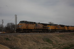 57246 (richiekennedy56) Tags: unionpacific ac44cw sd70ace c449w up5583 up9062 up9570 jeffersoncountyks kansas perry railphotos unitedstates usa