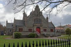 Hays Memorial Hall,Cornhill_apr 18_908 (Alan Longmuir.) Tags: haysmemorialhall grampian aberdeenshire cornhill