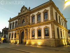 Casa consitorial de Pontevedra (JoseleZurdo) Tags: pontevedra españa camino de santiago iglesia casa consistorial galicia jacobeo xacobeo