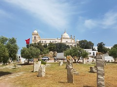 Karthago, Kathedrale des heiligen Ludwig von Karthago, 1890