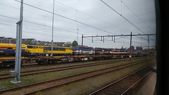 NS 1824 + ACTS 6705 + VOS 6701 + Locon 9905 + Fairtrains 1252 + 1254 + 1255 + 1218 + Locon 9902 + 9908 + Fairtrains 1122 - Amersfoort (Delft Trains) Tags: ns 1824 acts 6705 vos 6701 locon 9905 fairtrains 1252 1254 1255 1218 9902 9908 1122 amersfoort
