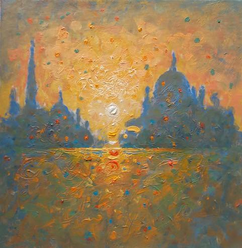 Ramazzotti Luisa: Venice Sunset