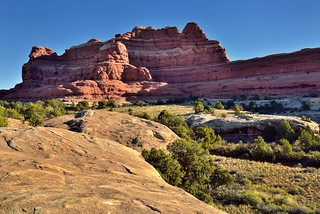 Squaw Butte (Canyonlands National Park)