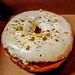 lemon pistachio donut