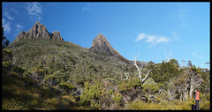 DSC02515-2516d (clk230) Tags: cradlemountainlakestclairnationalpark cradlemountain tasmania australia