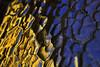 Textura 5 (Leyla Nasar Fotografías) Tags: vidrio multicolor macro macrofotografia photography photo photos fotografia foto fotos image imagen images imagenes abstraccion abstracto color colour colores amarillo yellow blue azul
