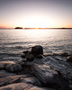 Hirvensalo (tommi.vuorinen) Tags: turku finland sunset shoreline rocks water sky waves canon 6d wide angle foreground landscape nature spring summer archipelago