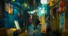 More Beautiful Rain In Tokyo (Stuck in Customs) Tags: tokyo japan treyratcliff stuckincustoms stuckincustomscom aurorahdr hdr hdrtutorial hdrphotography hdrphoto rain golden gai travel people street presets night wet sony a7r3 glow yellow